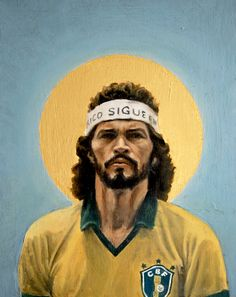 A Football Report — Football Icons, by David Diehl  For all the...