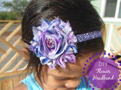 kaimahie flower headband