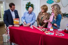 Paige's Holiday Gift Wrapping Hacks | Home & Family | Hallmark Channel