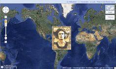 Netwijs edublog: Lessen met ICT: Ontdekkingsreizigers en Google Maps