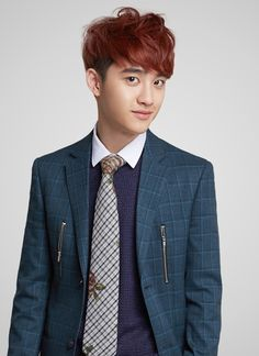 D.O EXO-K ♡ for Ivy Club Autumn 2013