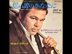 From 1969 and a big cross-over hit for country star Roy Clark, here's Yesterday, When I Was Young.