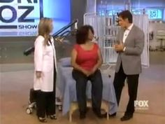 ZERONA on Doctor Oz. ZERONA aired on Monday, May 16th 2011 on an episode of Doctor OZ which featured ways to get rid of fat in order to slim down and get ready for summer.