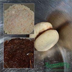 umplere piersici Bread, Cheese, Food, Essen, Buns, Yemek, Breads, Sandwich Loaf, Eten