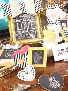 Rhonna DESIGNS: Chalkboard Valentines---->Rhonna Style