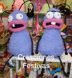 Piñata de los hormigueros-Trancas-Barrancas. Visita nuestra boutique donde podrás encargar tu piñata elaborada a la medida. Enviamos a todas partes de Europa