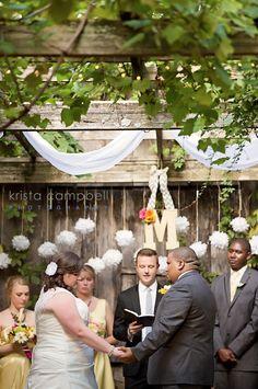 A Wedding In The Mountains Gardens Posts And Garden Weddings