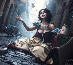 Poverty Snow White