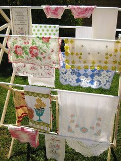 drying rack~The Beehive Cottage