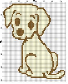 Puppy Love Knitting Charts, Baby Knitting Patterns, Baby Patterns, Knitting Socks, Crochet Patterns, C2c Crochet, Crochet Baby, Pixel Crochet, Crochet Squares