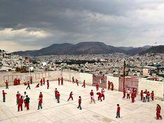 MEXICOEmiliano - Les cours d'école à travers le monde