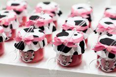 Di Confeti: Festa Fazendinha Rosa