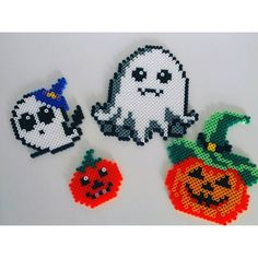 Halloween hama perler beads by  helenas_univers