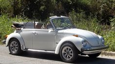 1980 Volkswagen Super Beetle Convertible 1.6L, Limited Production presented as lot F23 at Schaumburg, IL 2015 - image1