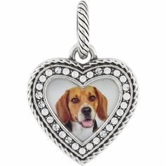 Memento Heart Photo Charm Charms