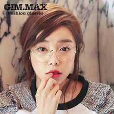 Buy 'GIMMAX Glasses – Round Glasses' with Free International Shipping at YesStyle.com. Browse and shop for thousands of Asian fashion items from China and more!