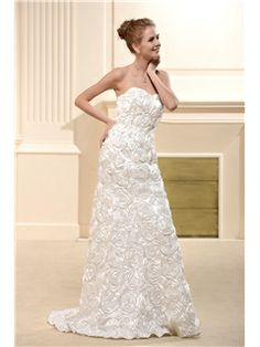 New Style  A-line Sweetheart Wedding Dress