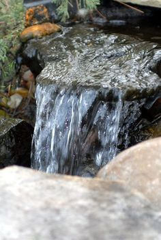 How to Build a Pondless Waterfall With Easy Do-It-Yourself Instructions | Hunker