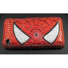 Spiderman Bling Rhinestone Cover for iPhone 3G / 3Gs