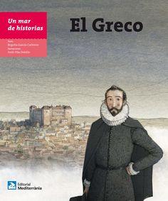 Illustration cover. Jordi Vila Delclòs. EL Greco
