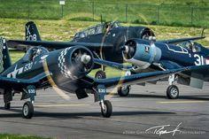 F4-U Corsairs