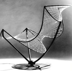 Luciano Grassi, Sergio Conti and Marisa Forlani - Chair for Paoli - 1950 -  WOW.....and a double wow wwow weee