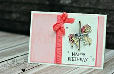 Chlo's Craft Closet - Stampin' Up! Independent Demonstrator