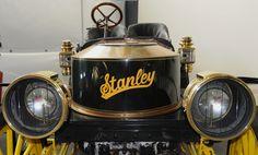 1908 Stanley Model K steamer.  Photography by David E. Nelson