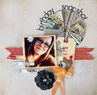 A Project by adogslife13 from our Scrapbooking Gallery originally submitted 03/15/12 at 10:29 AM