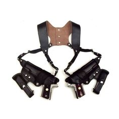 Tauris Holster Guns Gear ❤ liked on Polyvore featuring weapons, guns, accessories and other