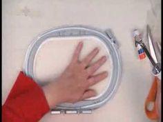 Hoop-Dee-Doo: Machine Embroidery Hoop Stabilizing System