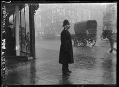 London police officer, ca. 1900s-1910s.