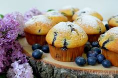 Muffiny z borówkami i cytrynową nutą - SmakiMaroka.pl Breakfast, Cook, Recipes, Morning Coffee, Recipies, Ripped Recipes, Cooking Recipes, Medical Prescription