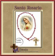 Las 45 mejores imágenes de EL SANTO ROSARIO   Santo rosario ...