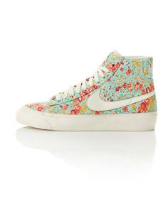 Nike Liberty Blazers S/S 2011. Could have got these on discount...WHY didn't I?!