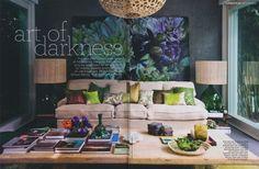 driftwood interiors: Artist Marcella Kaspar's Sydney home