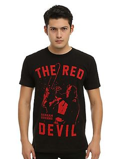 Scream Queens The Red Devil T-Shirt,