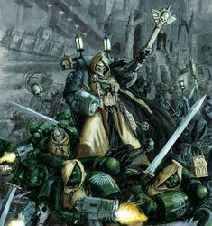 Dark Angels 40k, Game Workshop, Angel Of Death, Warhammer Fantasy, Warhammer 40000, Art Reference, David, Artist, Instagram