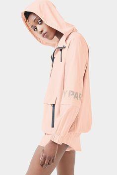 Zip Sleeve Jacket by Ivy Park - Ivy Park - Clothing - Topshop Europe