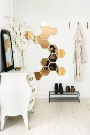 "Résultat de recherche d'images pour ""miroir hexagonal a coller"""