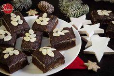 Du bist auf der Suche nach leckeren, weihnachtlichen und glutenfreien Low Carb Lebkuchen Brownies? Dann bist Du bei uns genau richtig :D