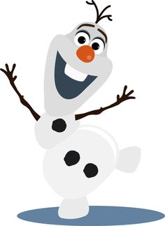 Happy Magic Movie Star Snowman SVG cutting file and printable graphic