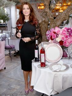 A woman of many talents! Lisa Vanderpump celebrated the launch of her new homewares range,The Vanderpump Beverly Hills Collection by Pop Culture Promotions, at PUMP Restaurant & Lounge on Thursday