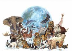 Existían dos corrientes que trataban de explicar la presencia de los seres vivos en la Tierra.El fijismo afirma que las especies no cambian, que los seres vivos que habitan en la Tierra fueron creados tal como son ahora.Todas las especies animales y vegetales se han mantenido sin cambios en su estructura y funcionamiento desde que se originaron.El transformismo también conocido como evolucionismo, sostiene que las especies derivan unas de otras y que han ido cambiando con el paso del tiempo.