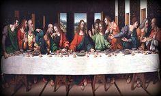 THE LAST SUPPER ~ Matthew 26: 17-30 (KJV)