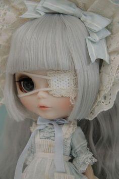 Pirate Lolita Blythe