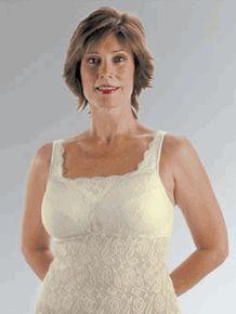 f925494df82a3 Classique Fashion Camisole Post Mastectomy Bra Style 733