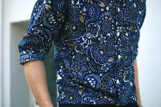 Stephan is wearing: patterned mens shirt, Cannes Film Festival 2016 - Travel Diary - teetharejade.com