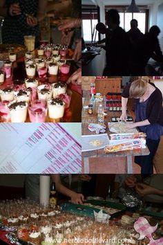 Trucs et astuces pour réaliser soi-même un buffet dînatoire pour 25 à... 130 personnes