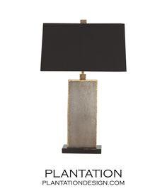 PLANTATION | Wyler Lamp
